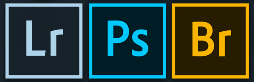 Photoshop, Bridge en Lightroom